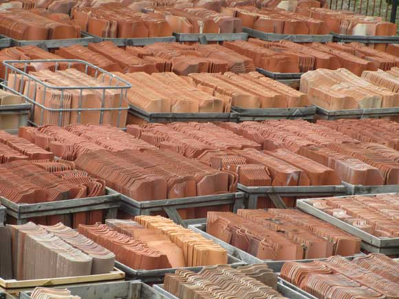 Sales Clay Tile Roofing Metal Roofing Metal Gutters