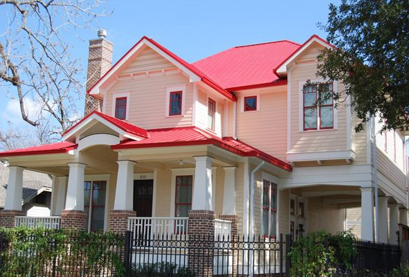 Metal Roofing Clay Tile Roofing Metal Roofing Metal
