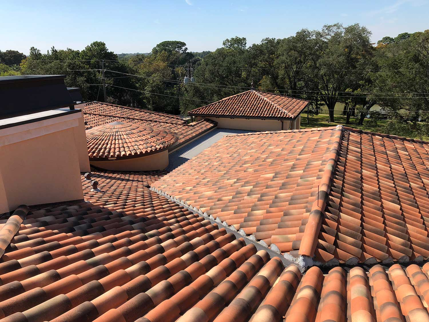 Clay Tile Roof Installation Houston Tx