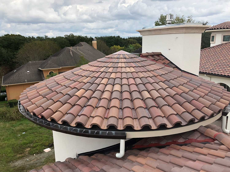 Clay Tile Roofing Clay Tile Roofing Metal Roofing